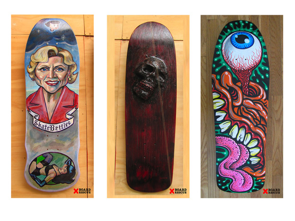 Board Rescue deck Jimbo Phillips