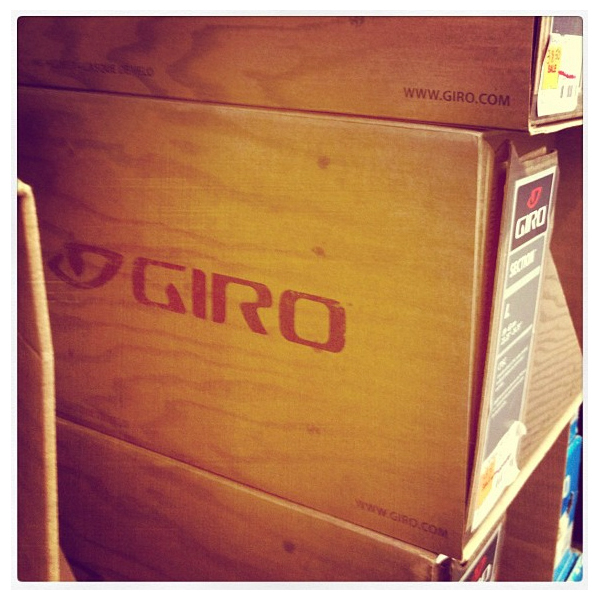 Giro Flax Box Design