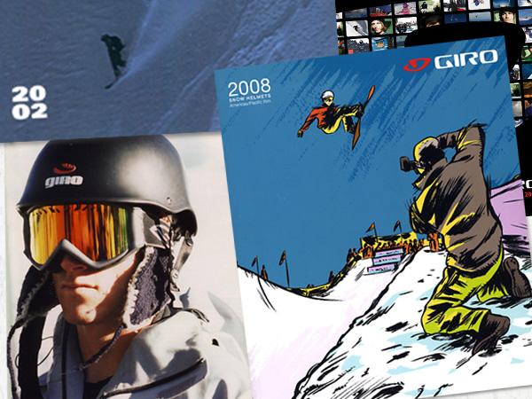 Giro Snow Catalogs