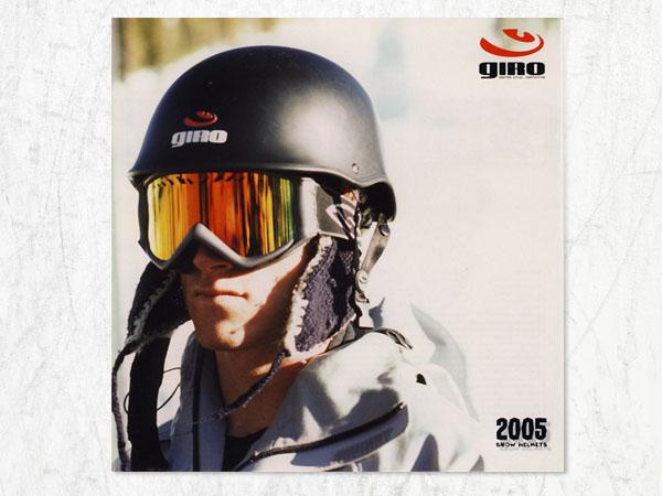 Giro Snow Catalog Cover 2005