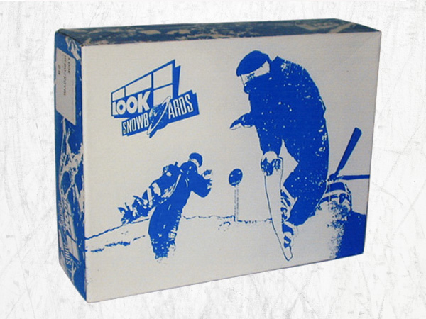 Look Snowboards box