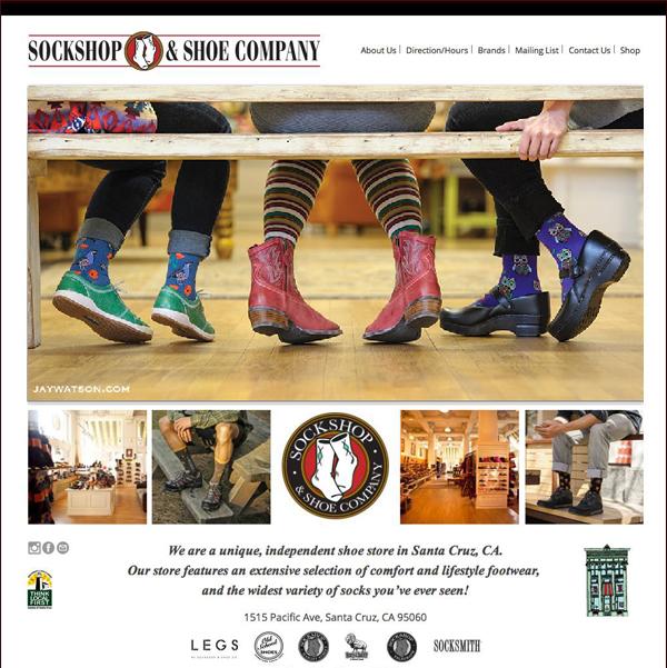Sockshop and Shoe Company