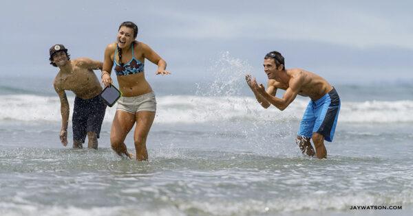 Eton Rugged rukus beach