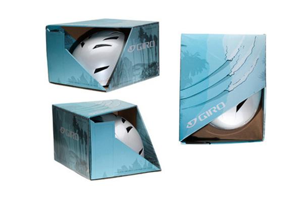 Giro box design