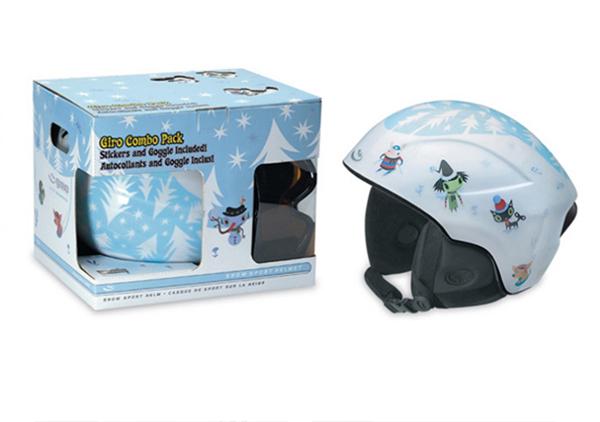 Giro Snow combo box design