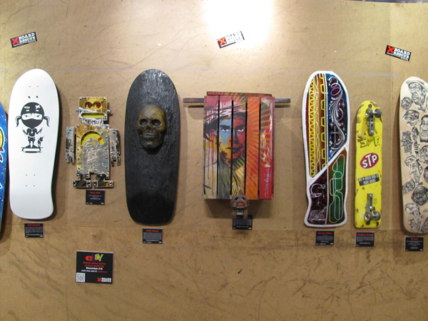 4th Board Rescue Art show