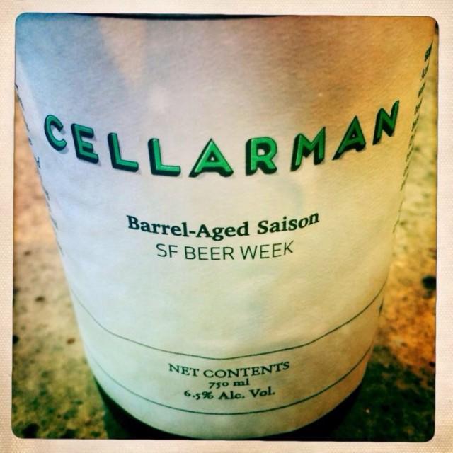 Cellarman beer