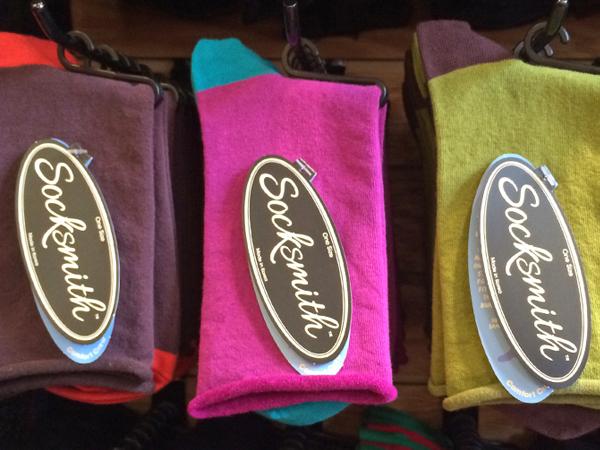 Socksmith Socks Packaging