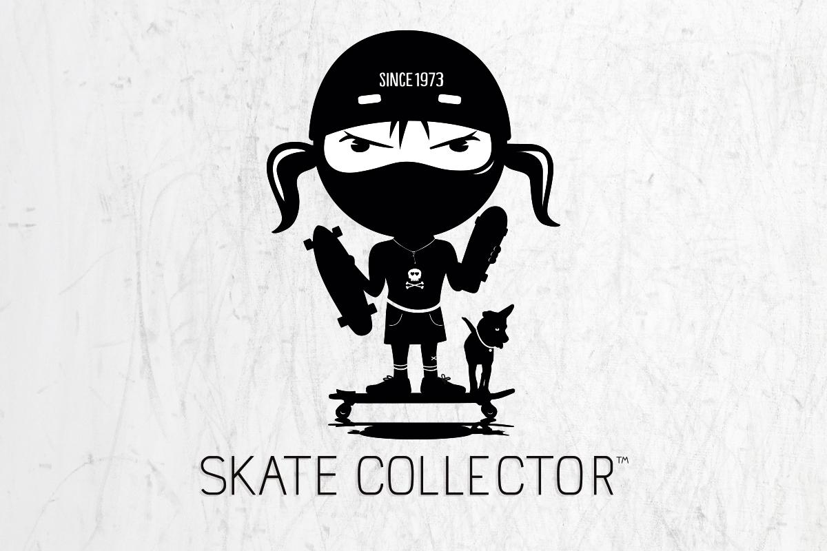 Skate Collector logo