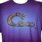 Cisco t shirt Jimbo