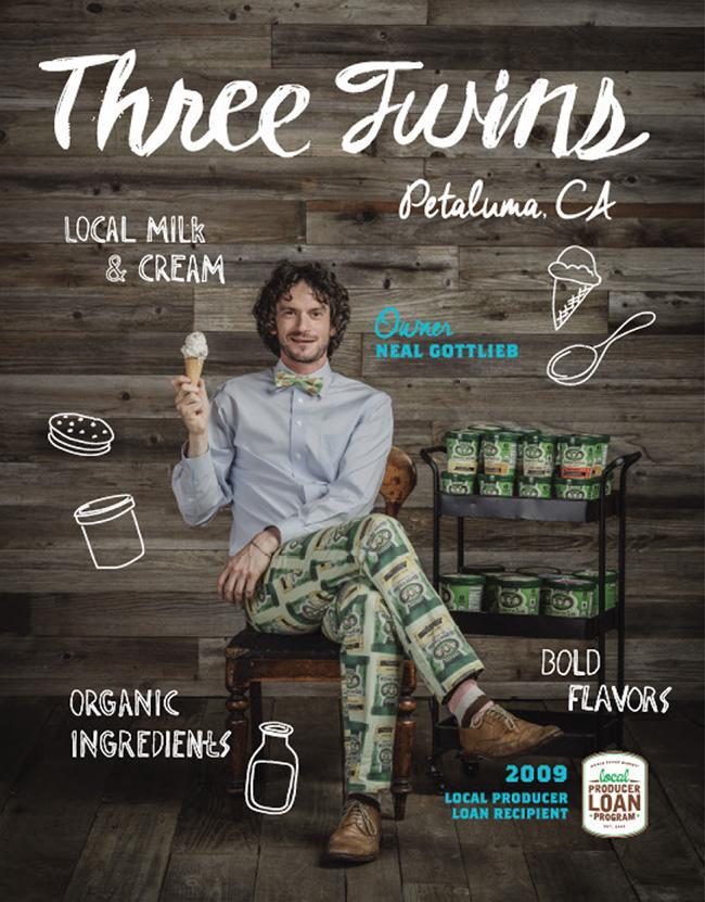 Three Twins Ice Cream Whole Foods