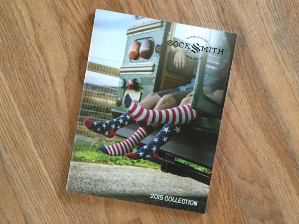 Socksmith 2015 cover