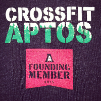 Crossfit Aptos Logo
